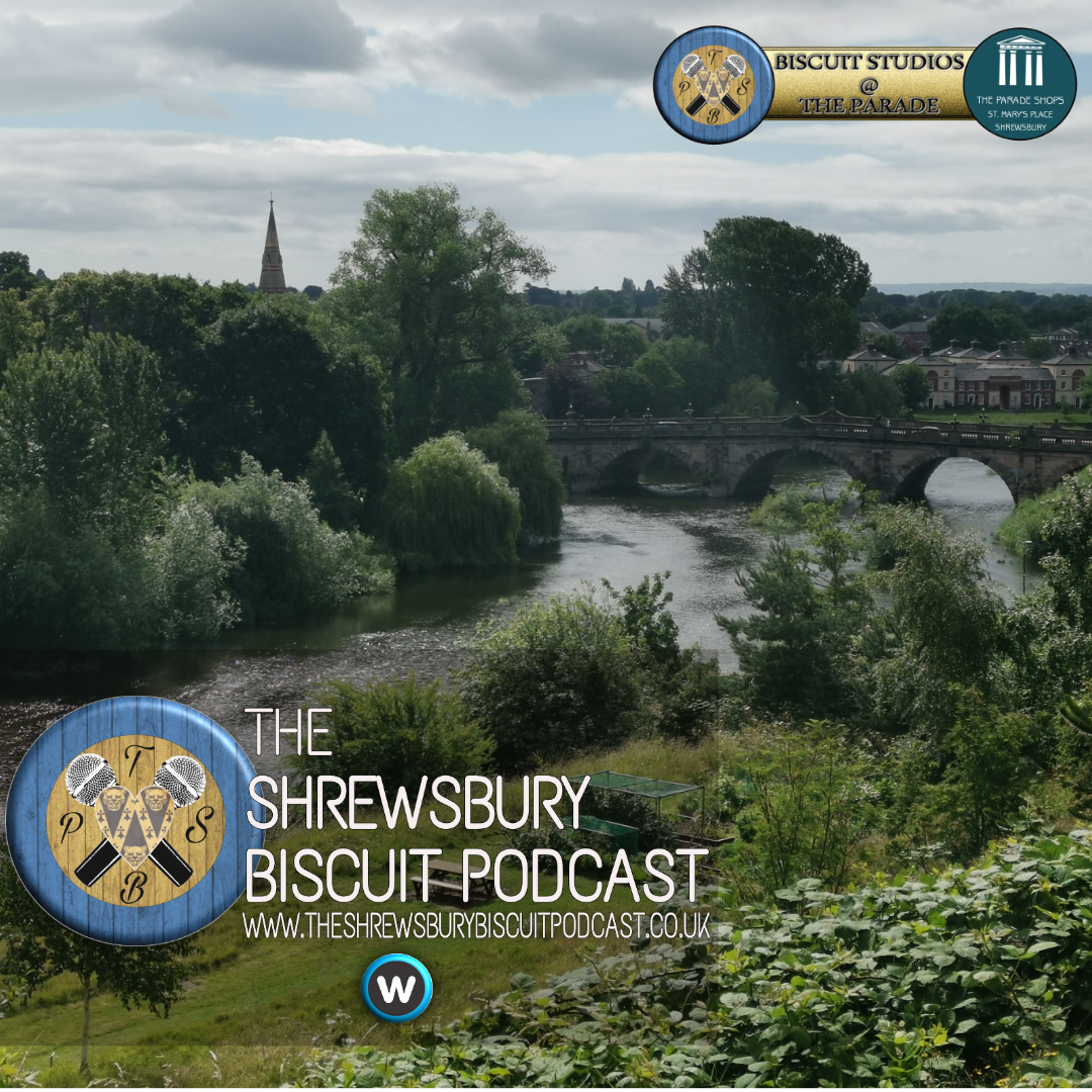 The Shrewsbury Biscuit Podcast: The Mayor – Phil Gillam