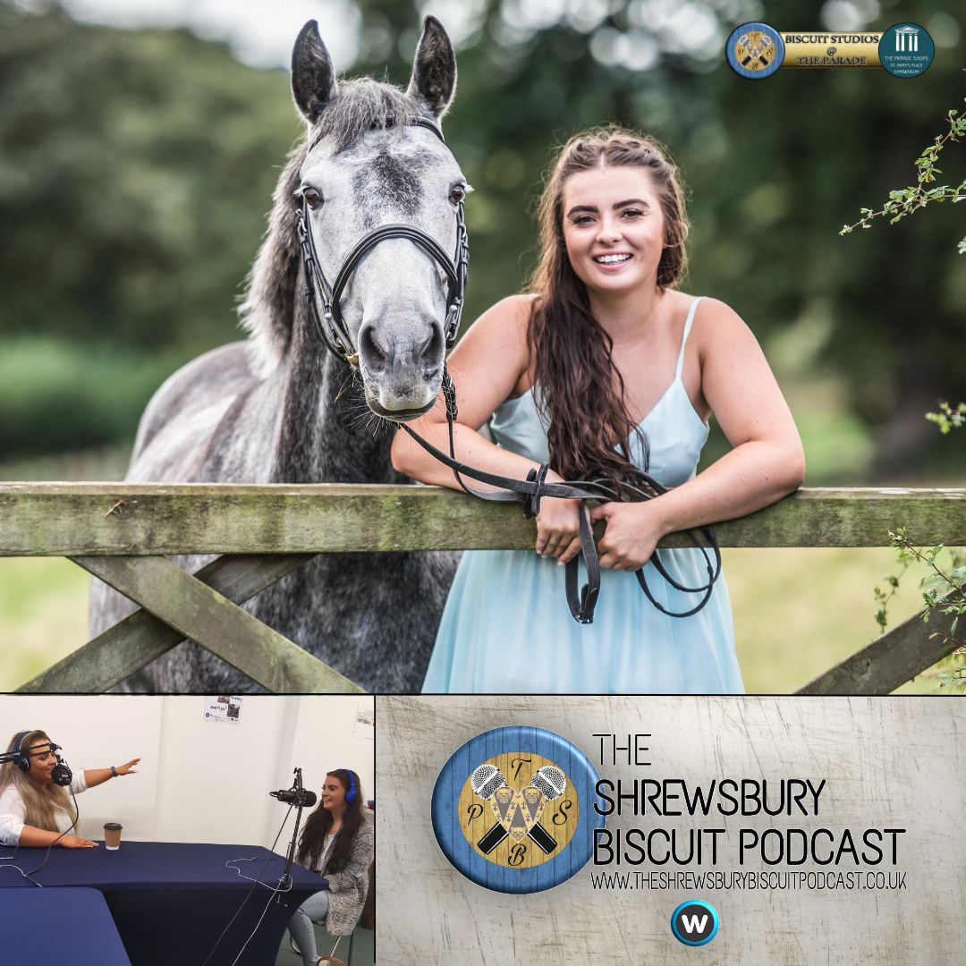 The Shrewsbury Biscuit Podcast: Martha Lily Photography