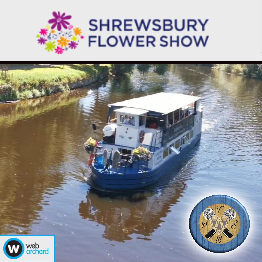 The Shrewsbury Biscuit: The Virtual Shrewsbury Flower Show