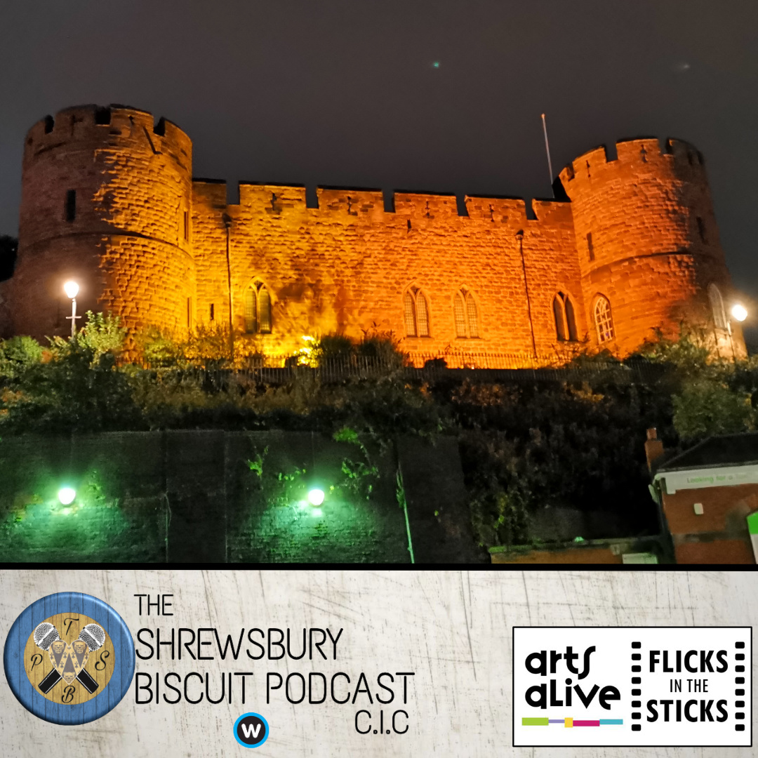 The Shrewsbury Biscuit Podcast: Cerin Mills – Arts Alive