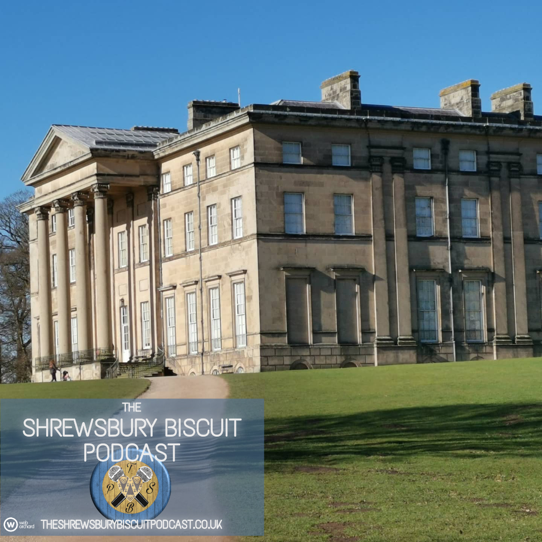 The Shrewsbury Biscuit Podcast: Marcus Bean