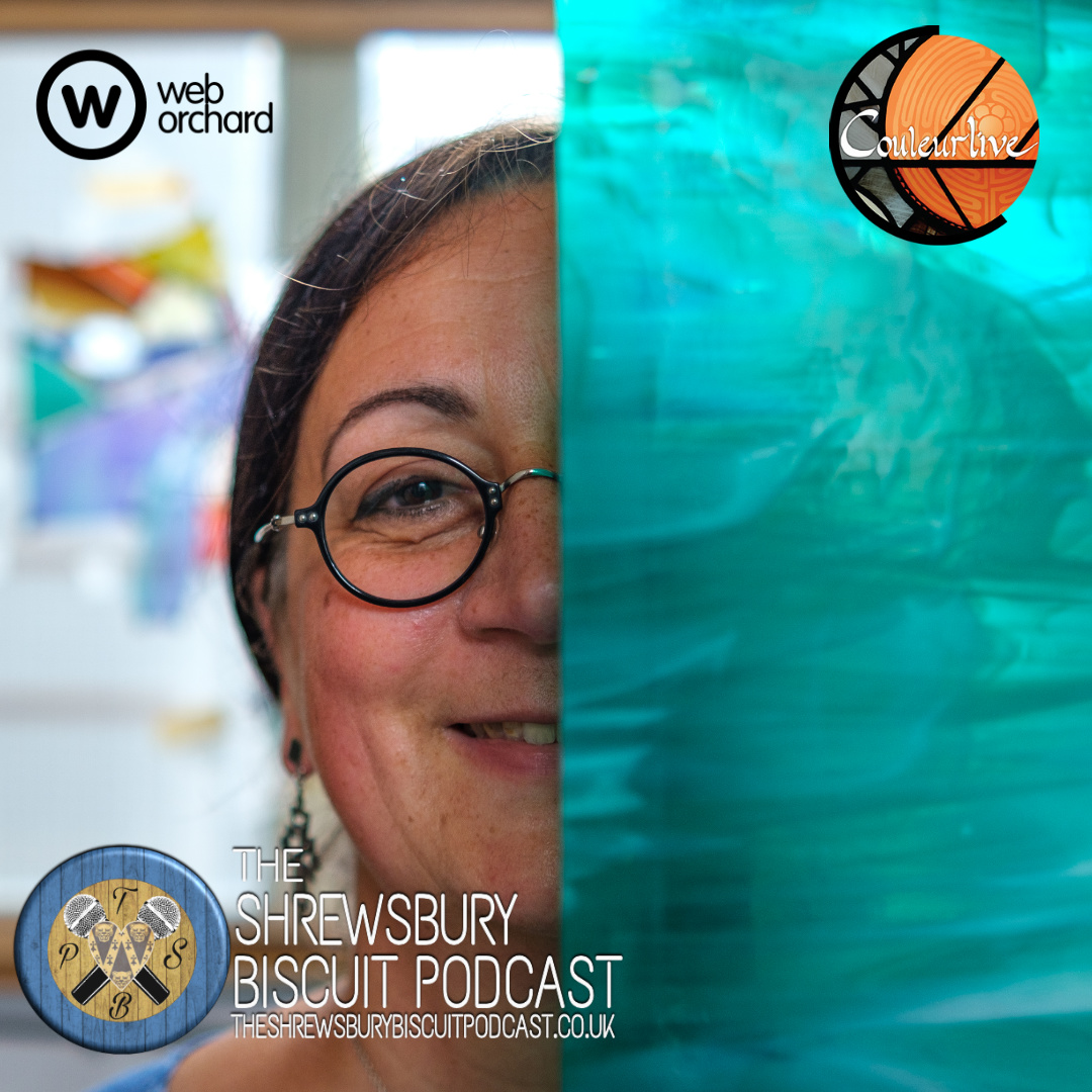The Shrewsbury Biscuit Podcast: Nathalie Hildegarde Liege – Couleurlive