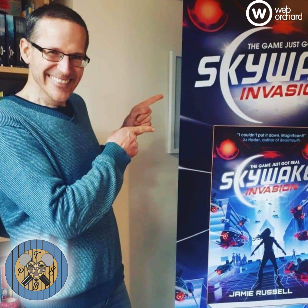 The Shrewsbury Biscuit Podcast: Jamie Russell Author