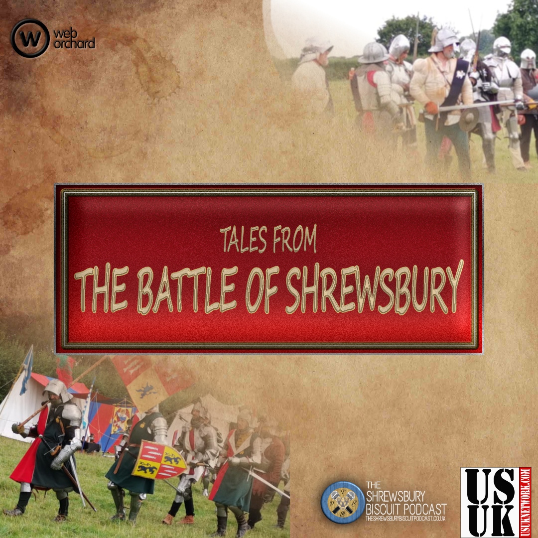 Tales From the Battle Of Shrewsbury: The Man, The Myth, The Horse!